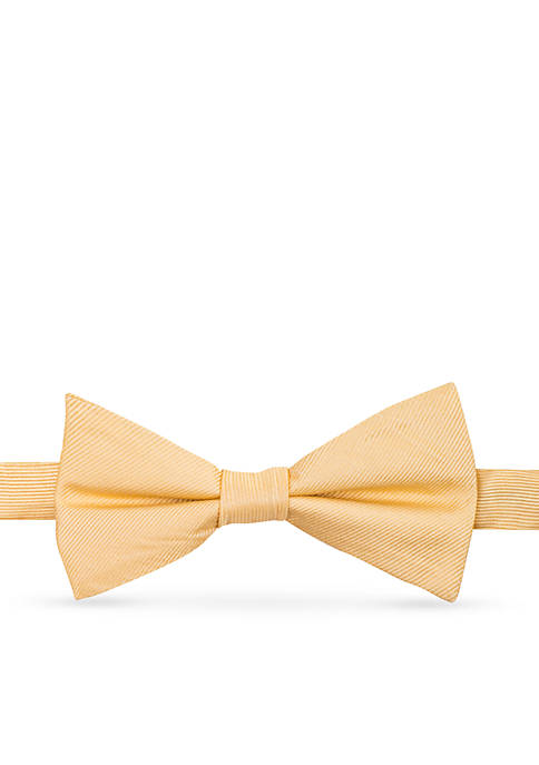 IZOD Chesapeake Solid Bow Tie