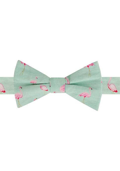 IZOD Flamingo Bow Tie