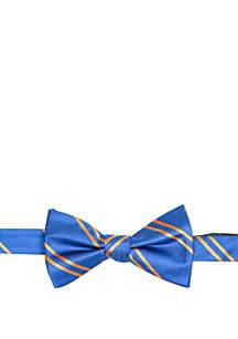 Starlite Stripe Pre-Tied Bow Tie