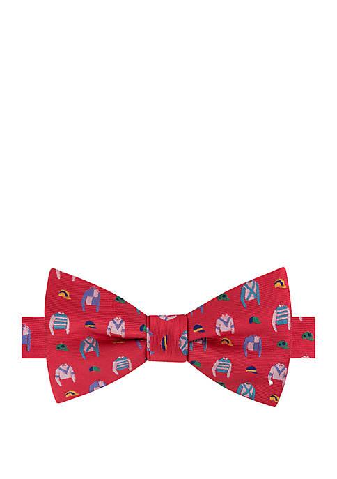 IZOD Jockey Uniform Bow Tie
