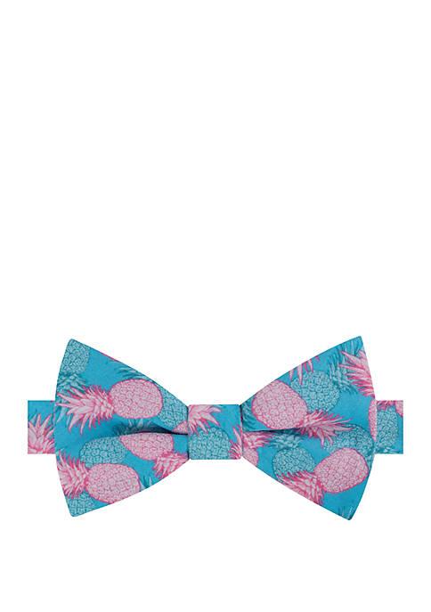 Tropic Pineapple Bow Tie