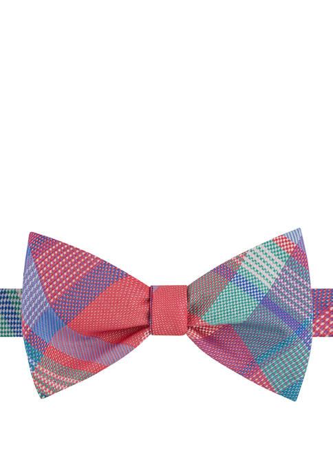 Aurora Plaid Bow Tie