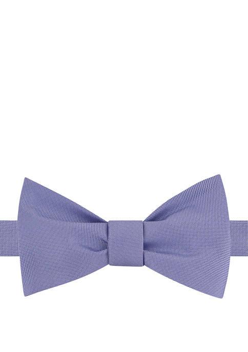 IZOD Solid Oxford Bow Tie