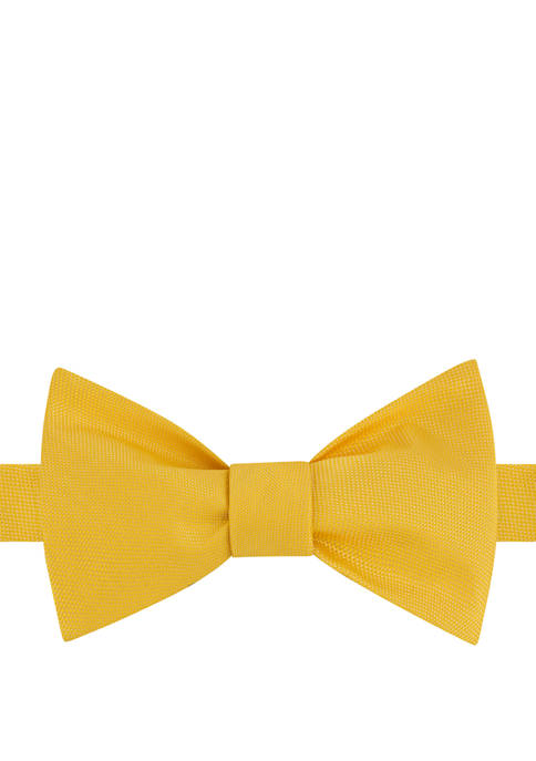 IZOD Solid Bow Tie