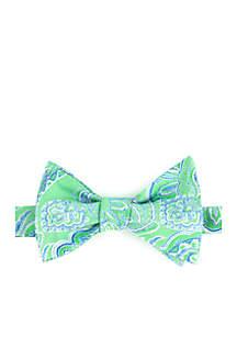 Millstone Paisley Bow Tie