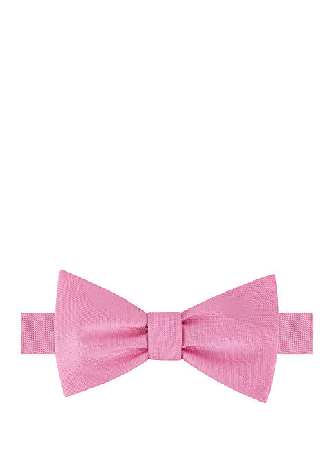 IZOD Charleston Solid Bow Tie