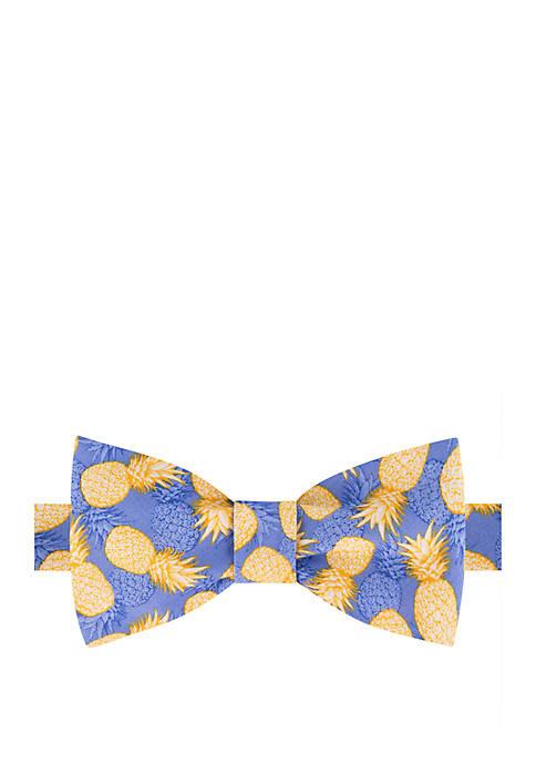IZOD Tropical Pineapple Bow Tie