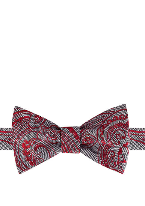 Paisley To Be Tied Bow Tie