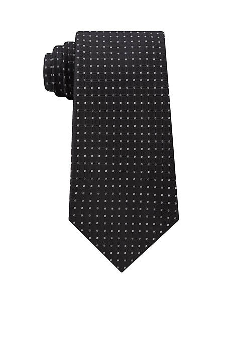 Calvin Klein Simple Grid Tie