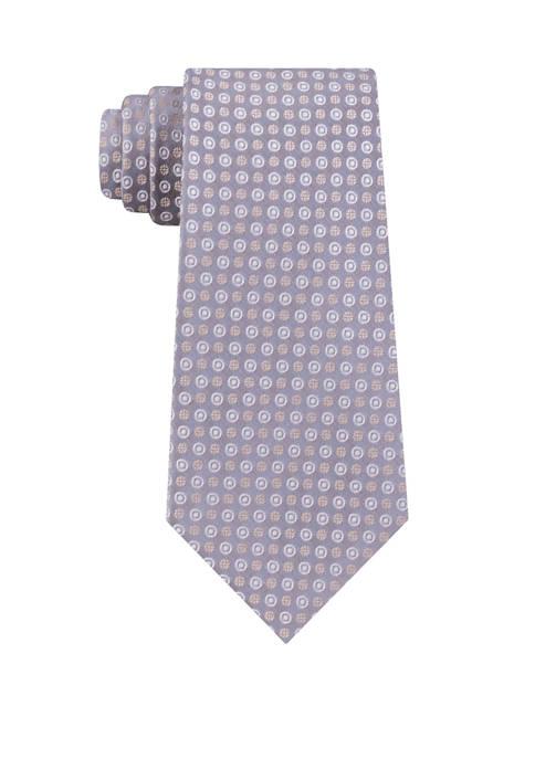 Calvin Klein Mini Bullseye Tie
