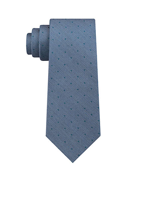 Calvin Klein Seasonal Dot Tie