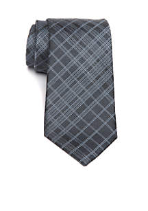 Seasonal Tri Plaid Necktie