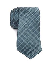 Seasonal Tri Plaid Necktie