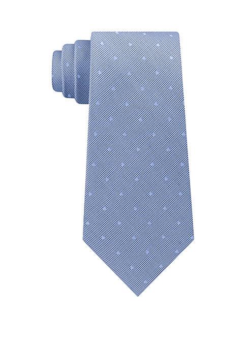 Calvin Klein Mirror Dot Tie