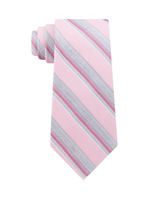 Seasonal Stripe Tie