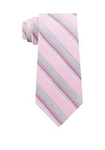 Calvin Klein Seasonal Stripe Tie