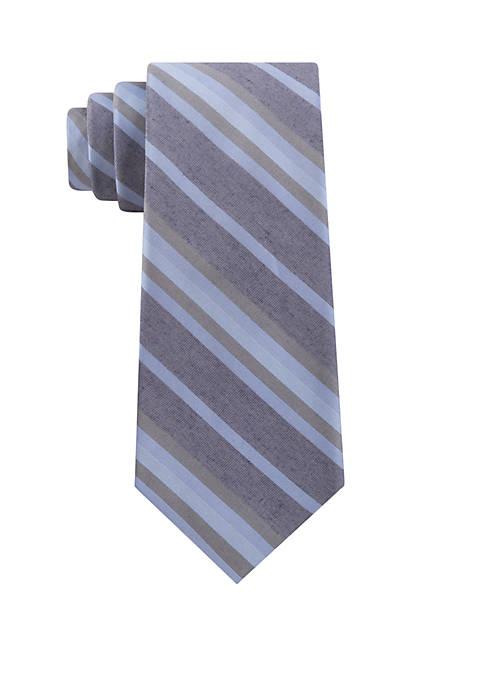 Calvin Klein Dusty Stripe Necktie