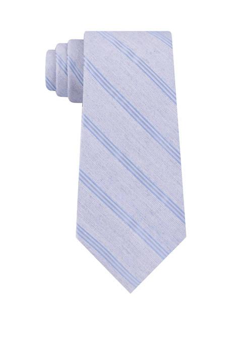Calvin Klein Wide 3 Stripe Tie