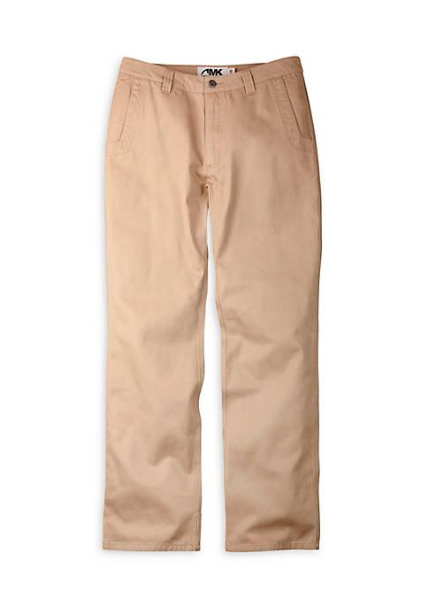 Mens Teton Twill Pant Slim Fit