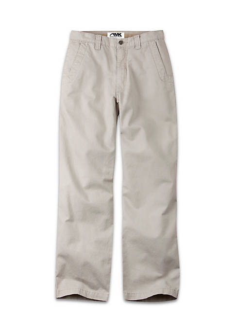 Mens Teton Twill Pants Relaxed Fit