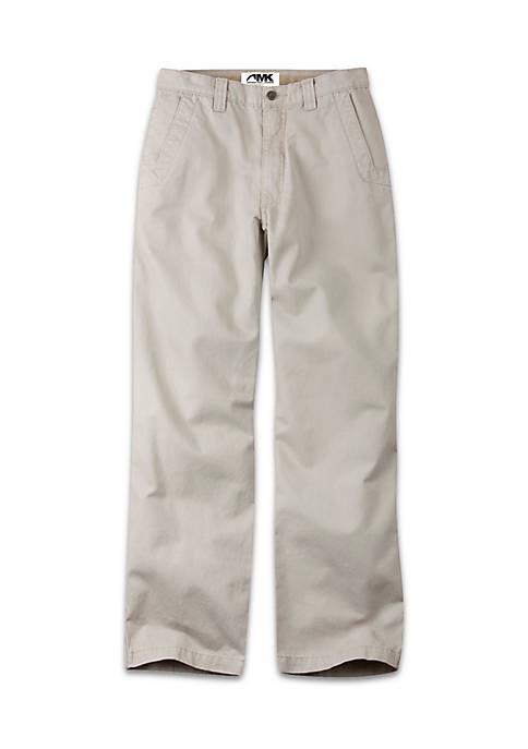Mountain Khakis Mens Teton Twill Pants Relaxed Fit
