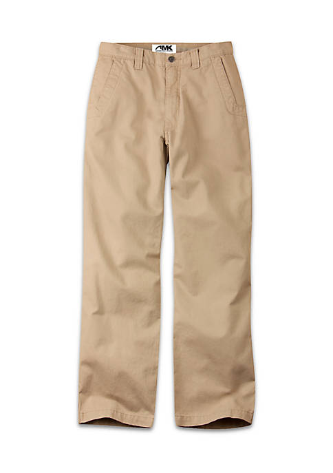 Mountain Khakis Mens Teton Twill Pant Relaxed Fit