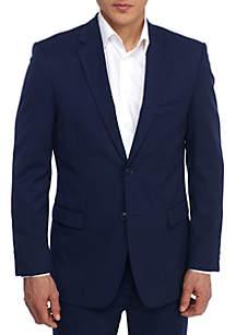 Solid Blue Jacket