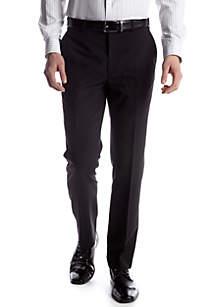 Slim Fit Black Suit Separate Pants