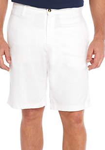 9-in. Stretch Twill Shorts