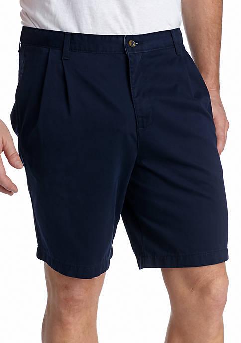 Saddlebred® Big & Tall Stretch Harbor Short