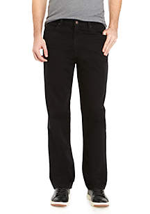 Big & Tall 5-Pocket Relaxed Fit Jeans