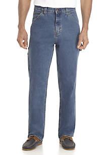 Big & Tall Carpenter Stretch Jeans