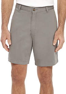 Saddlebred® 7 in Comfort Flex Stretch Twill Shorts