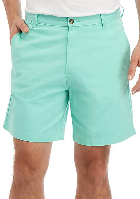 Big & Tall 10 in Comfort Flex Stretch Twill Shorts