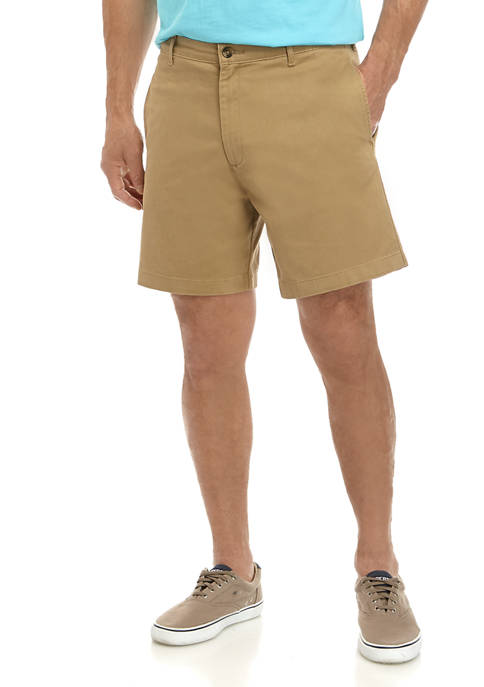 Comfort Flex 7 Inch Twill Shorts