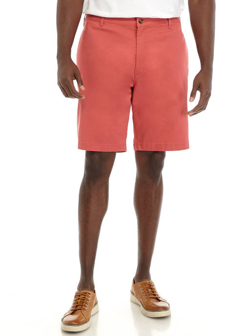 Big & Tall Kahlo Coral Shorts