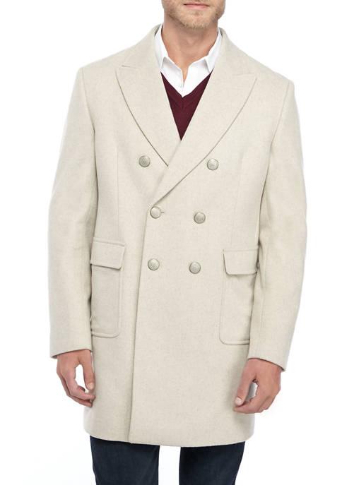 Mens Solid Sport Coat