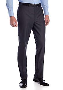 Slim Fit Gray Tic Suit Separate Pants