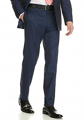 Slim-Fit Tailored Suit Separate Pants