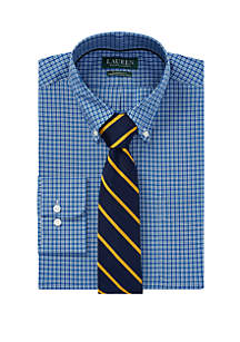 Classic Fit No-Iron Dress Shirt