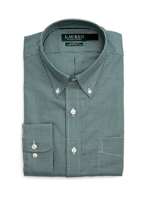 Mens Collared Dress Shirt