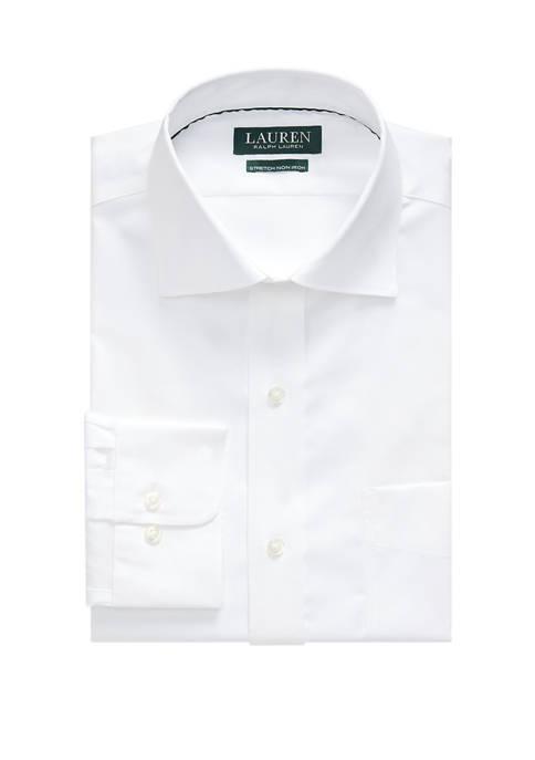 Lauren Ralph Lauren Classic Fit Easy Care Dress