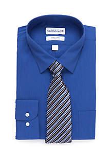 Saddlebred® 2-Piece Boxed Stretch Dress Shirt Set