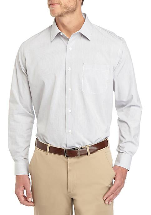 Stretch Point Collar Dress Shirt
