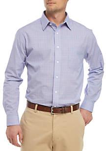 Saddlebred® Long Sleeve Easy Care Stretch Collar Dress Shirt
