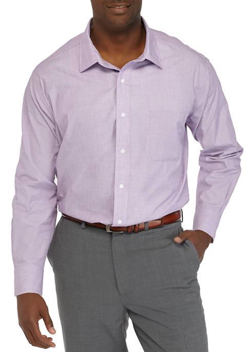 Big & Tall Stretch Collar Dress Shirt