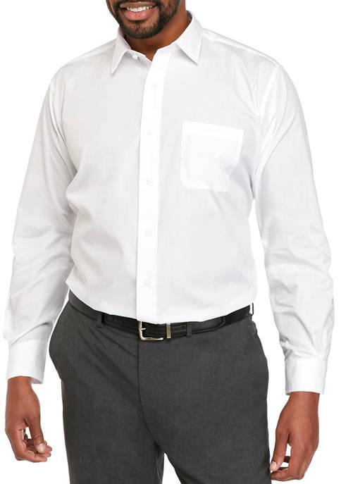 Saddlebred® Big & Tall Easy Care Stretch Collar