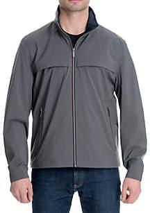 London Fog® Big & Tall Stretch Hipster Jacket