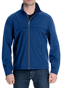 Big & Tall Stretch Hipster Jacket