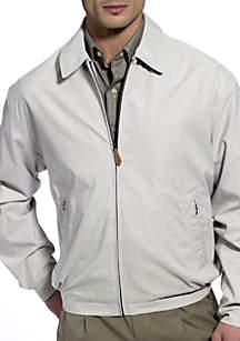 London Fog® Microfiber Golf Jacket